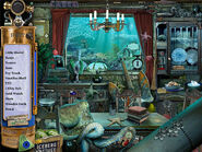 Hidden Expedition Titanic Dining Room