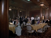 Voyagers (1983) First Class Dining Room
