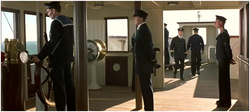 Passerelle du Titanic