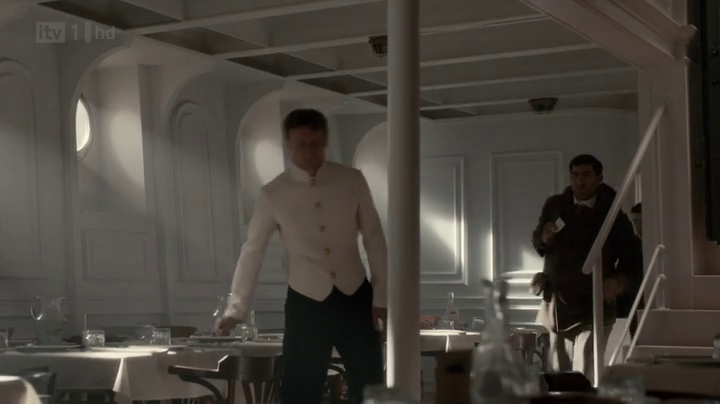 ... Dining Room Stewards Were Third Class Stewards In The 2012 Miniseries  Titanic. Vlcsnap 2016 04 26 12h10m06s110 ... Part 39