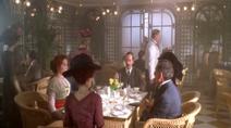 Veranda cafe and Palm court in Titanic (1997)