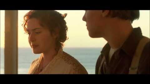 Titanic, 1997 Deleted scene Rose's Dreams HD 1080p