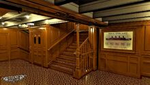 Titanic s forward second class staircase by titanichonorandglory d6xts10-fullview