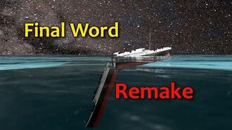Titanic The Final Word Animation Remake