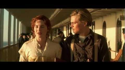 Titanic, 1997 (Deleted scene Rose's Dreams) HD 1080p