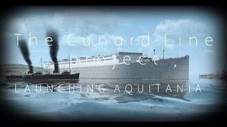 The Cunard Line Project 6