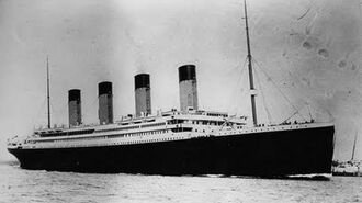 The Sinking of the Titanic A Timeline