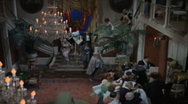 Grand Staircase in The Time Tunnel -Rendevous with Yesterday- (1966)