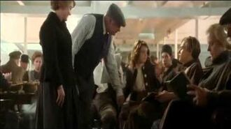 Titanic deleted scene Rose visits Jack in Third Class.-0