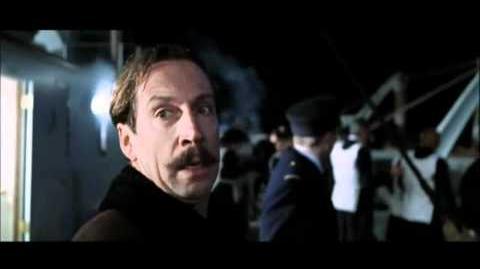 Titanic Deleted Scene- Ismay