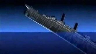 Titanic New sinking theory 2006
