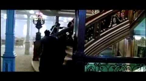 Scènes coupées de Titanic