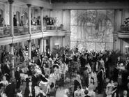1943 Film Titanic First Class Dining Saloon 1