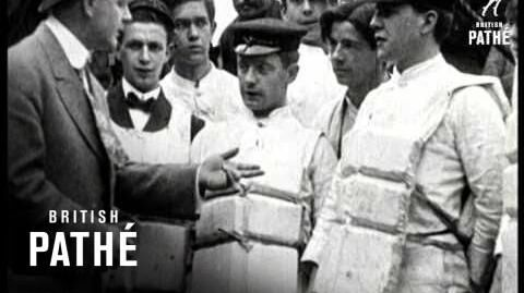 Titanic Disaster - Genuine Footage (1911-1912)