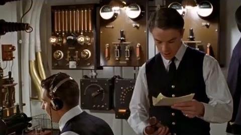 Titanic (1997) Deleted scene The Wireless Room The Californian HD 1080p