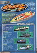 Hydro Thunder Bonus Boats