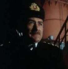 William Murdoch in S.O.S. Titanic (1979)