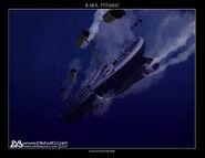 Titanic Sunk
