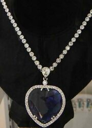 Heart of the ocean necklace2