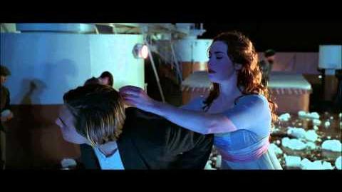 Titanic, 1997 Deleted scene Flirting with Ice HD 1080p