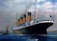 Titanic maiden voyage 2