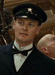 Promenade Deck Steward (from 1997 Film)