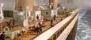 Pont des embarcations