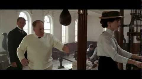 Titanic (1997) Deleted scene Sneaking Into First Class HD 1080p