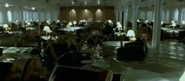 Titanic (1997) First Class Dining Room Flooding