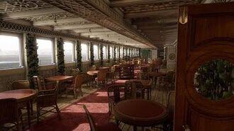"Virtual Tour of the Titanic ""2020 Version"" Complete Tour"