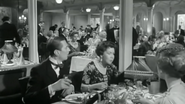 A Night To Remember (1958) First Class Dining Room