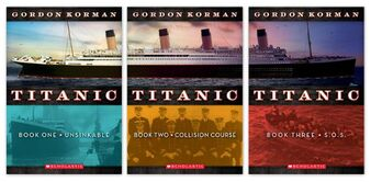 Titanic Gordon Korman Books