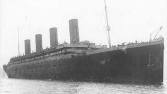 Tribute to RMS Olympic