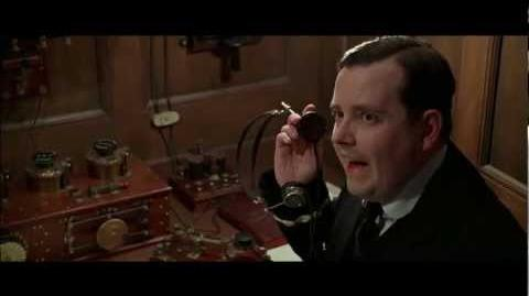 Titanic, 1997 (Deleted scene The Wireless Room The Californian) HD 1080p