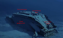 Bow section wreck