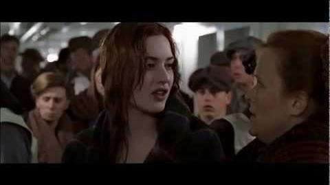 Titanic (1997) Deleted scene Shut up! HD 1080p