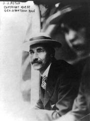 John Jacob Astor 1909