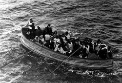 Titanic lifeboat
