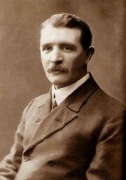William Murdoch in his 30s