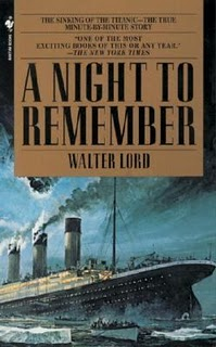 A NIGHT TO REMEMBER walter lord