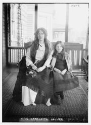 Mrs. Charlotte Collyer 1915