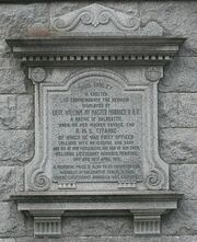 Dalbeattie William McMaster Murdoch memorial