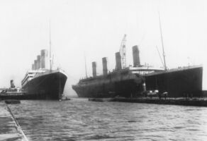 23 olympic titanic