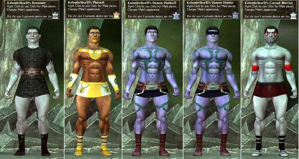 Kelembribor21's CursedWar-Demons-Pharaoh-Revenant
