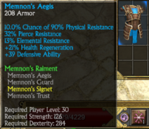 Memnons chest