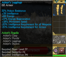Adepts boots