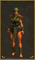 Hunters armor set