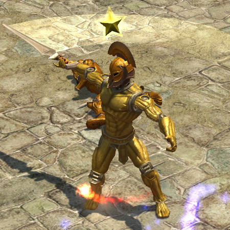 Ring Of Flame Titan Quest