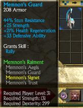Memnons helm