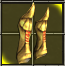 Exhumed Greaves Inventory